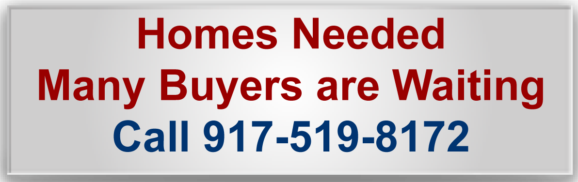 Homes Needed Many Buyers Are Waiting